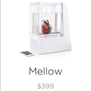 Mellow Sousvide never used with box and book